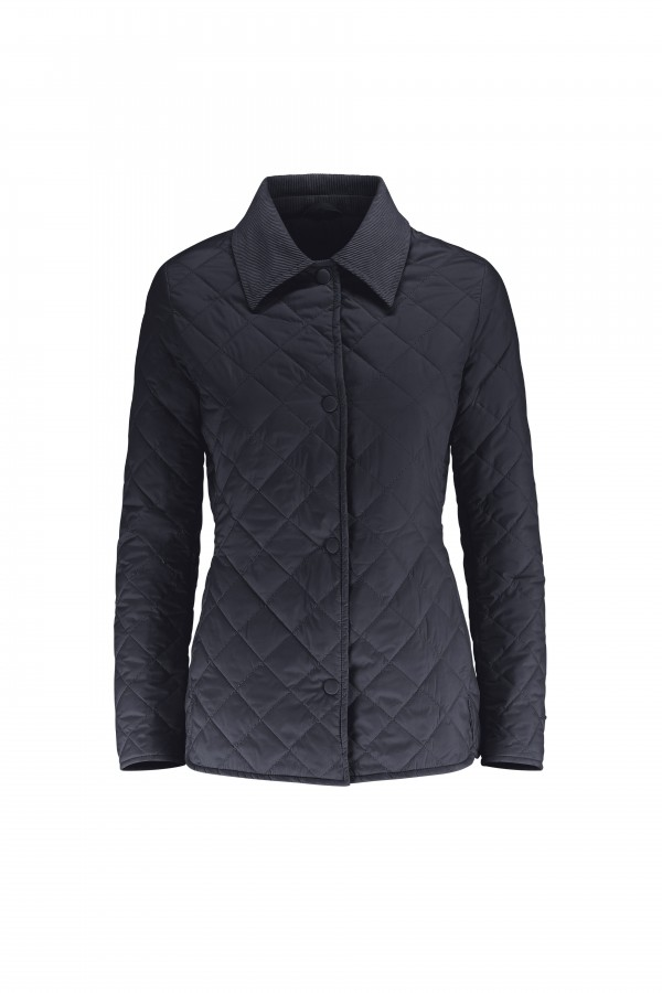 Quilted women jacket with...
