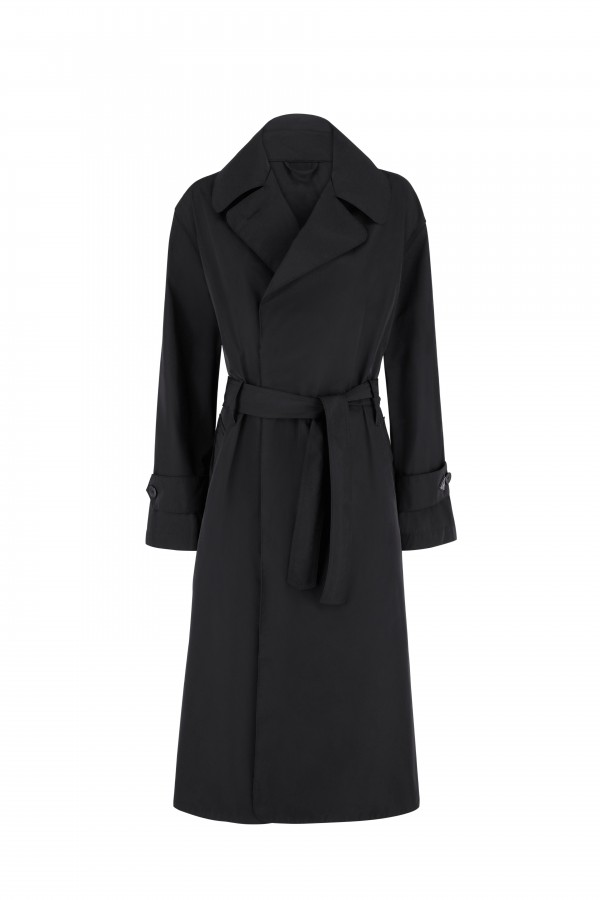 Trench donna oversize...