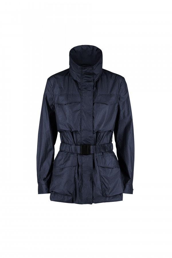Reducible woman parka with...
